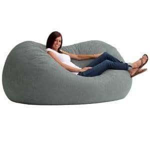 fuf bean bag chair extra large. Black Bedroom Furniture Sets. Home Design Ideas