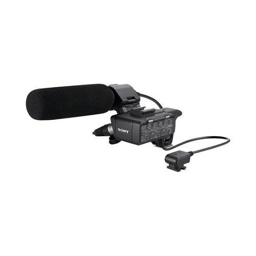 Sony Xlrk1M Balanced Audio Adapter For Alpha Camera (Black)