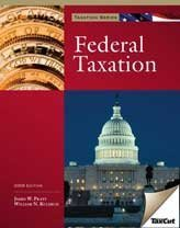 2009 Federal Taxation (with H&R BLOCK At Home(TM) Tax Preparation Software)