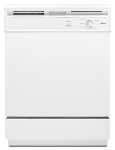 Amana Standard Tub Dishwasher, ADB1000AWW, White