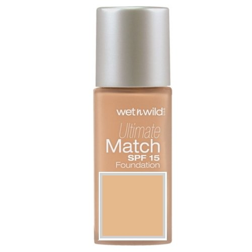 ウェットアンドワイルド Ultimate Match Foundation SPF 15 Beige