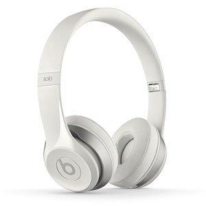 ビーツ バイ ドクタードレ Solo2 オンイヤーヘッドフォン(ホワイト) - Apple BEATS BY DR.DRE BT ON SOLO2 WHT [WHITE] MH8X2PA/A