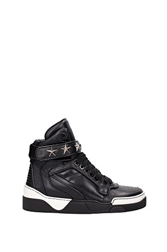 sneakers-givenchy-homme-cuir-noir-et-blanc-bm08002812001-noir-425eu