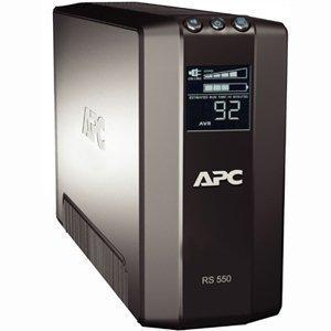 【Amazonの商品情報へ】APC RS 550電源バックアップ(500VA) BR550G-JP