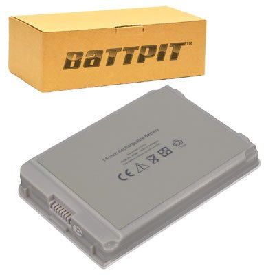 Battpitt™ Laptop / Notebook Battery Replacement for Apple A1080 (4400mAh / 63Wh) (Ship From Canada)