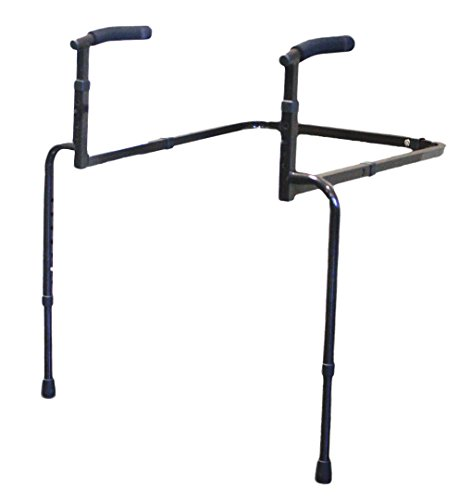 Able Life Universal Stand Assist - Adjustable Standing Mobility Aid and Assist Handle for Couch Chair and Sofa with Dual Cushioned Support Handles + Lifetime Guarantee