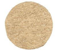 "Homecrest 48"" Round Sandstone Table"