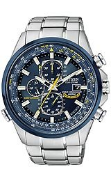 Citizen Eco-Drive Blue Angels World Chronograph A-T Men's watch #AT8020-54L