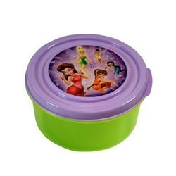 Disney Fairies Tinkerbell Snack N Store Food Storage Container - 1
