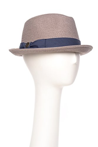 Unisex Beach Day Straw Fedora