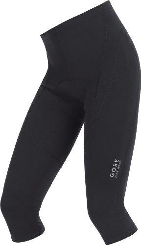 Gore Bike Wear Men's Power 2.0 Tights 3/4, Black, Medium
