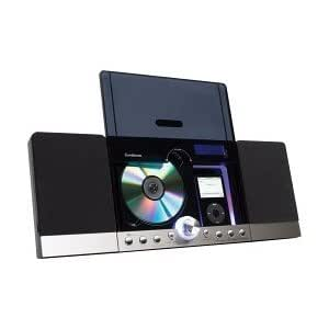 Goodmans MICRO1467I CD Micro System with Universal Dock for iPod