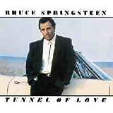 Bruce Springsteen Bruce Springsteen Tunnel Of Love LP CBS 4602701 EX/EX 1987