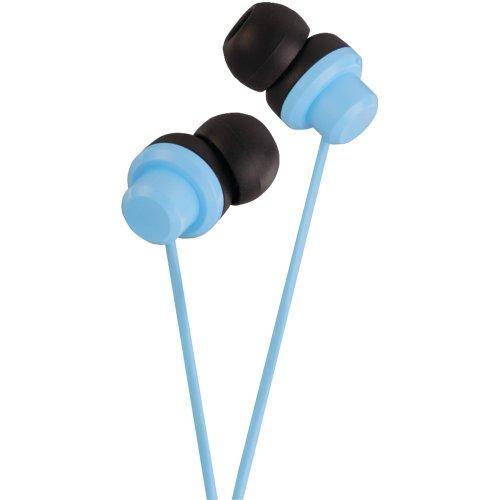 Jvc Hafx8Z Riptidz Inner Ear Headphones (Sky Blue)