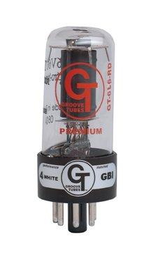 Groove Tube 6L6B Russian Amp Vacuum Tubes - (Duet (2 tubes))