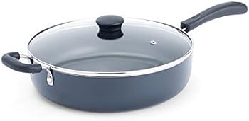 T-fal A91082 Nonstick 5-Quart Cooker Cookware