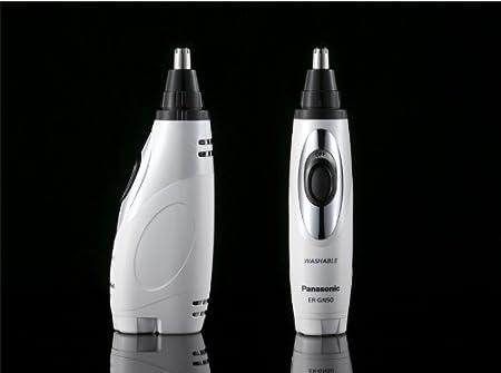 【Amazon.co.jp 限定】 Panasonic エチケットカッター 【鼻毛カッター】 ホワイト ER-GN50-W11
