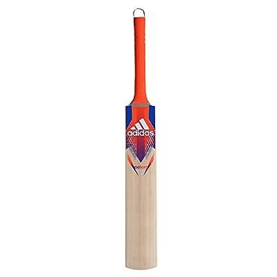 adidas AY2599 Pellara Club Cricket Bat, Men's Short Handle (Red)