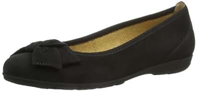 Gabor Shoes Gabor 84.154.17 Damen Ballerinas, Schwarz (schwarz), EU 41 (UK 7.5) (US 10)
