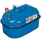ガソリン携帯缶20L BK-20 軽油用 [矢澤産業]
