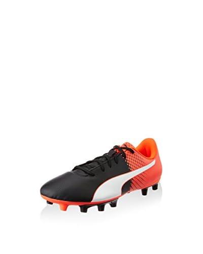 Puma Fußballschuh Evospeed 5.5 Fg schwarz/rot/weiß