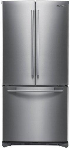 Samsung RF217ACPN 20 cu. Ft. French Door Refrigerator - Stainless Platinum