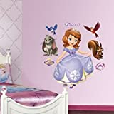 Sofia the First Fathead Wall Graphics 2'9W x 4'1H