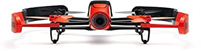 Parrot Bebop Quadcopter Drone - Red (Certified Refurbished) from Parrot Inc.