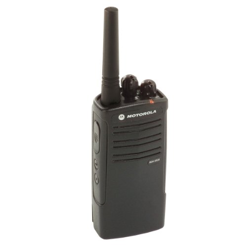 Motorola On-Site RDU2020 2-Channel UHF Water-Resistant Two-Way Business Radio (Discontinued by Manufacturer)