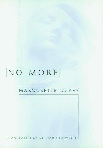 No More: C'Est Tout