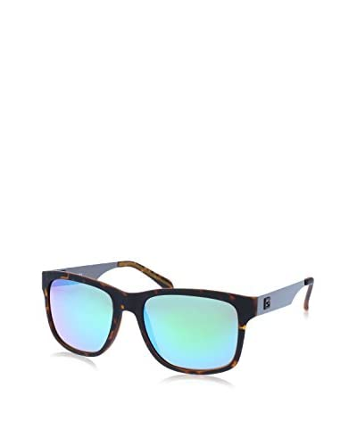 GUESS Gafas de Sol 6760 (57 mm) Marrón Oscuro
