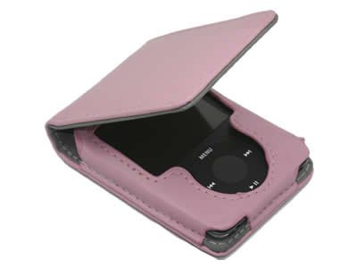 iTALKonline FLIP CASE for iPod Nano 3rd Generation/3G - pink