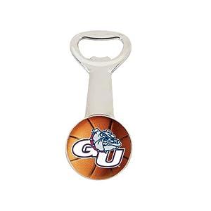 gonzaga bulldogs basketball bottle opener gonzaga university bottle opener magnetic. Black Bedroom Furniture Sets. Home Design Ideas
