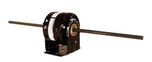 A.O. Smith Dbl6409 1/10 Hp, 1050 Rpm, 5 Speed, 115 Volts 3.5-2.8-2.2-1.9-1.6 Amps, 42Y Frame, Sleeve Bearing Direct Drive Blower Motor