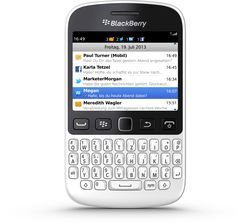 BlackBerry 9720 (white) sim-free, unbranded