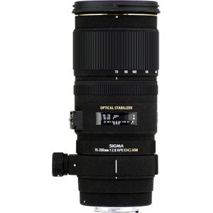 Sigma 70-200mm f/2.8 APO EX DG HSM OS FLD Large