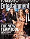 Entertainment Weekly #1137 January 14, 2011 The New Team Idol TV Preview Winter's Best New Shows