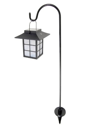 Brinkmann 822-0581-2 Garden Pagoda Solar Light Set