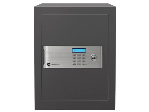 Yale Locks YSM400EG1 Certified Office Safe with 2K Cash Capacity