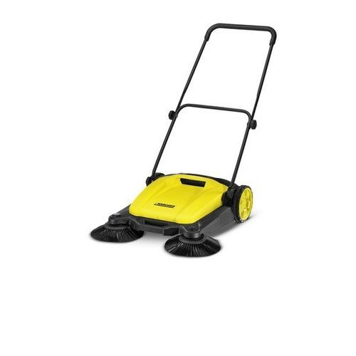 Karcher S650 Outdoor Push Sweeper, Patio & Driveway Cleaner, Yellow/Black (Karcher Brush compare prices)