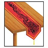 Beistle Printed Asian Table Runner