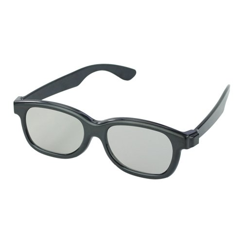 Wisedeal VQ163R Plastic Polarized Lens 3D Universal