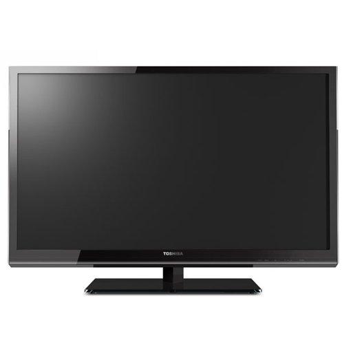 Toshiba 55SL417U 55-Inch 1080p 120 Hz LED-LCD HDTV with Net TV, Black