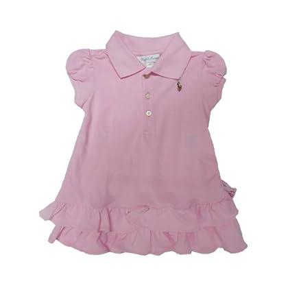 Polo Ralph Lauren Girls' Short Sleeve Ruffle Dress promo code 2015