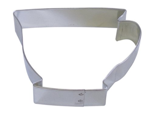 Teacup Shaped 3 Inch Cookie Cutter