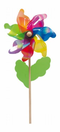 small foot company - Legler Windrad Blume Lili