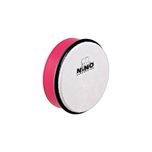 Nino Percussion Nino4Sp 6-Inch Abs Hand Drum - Strawberry Pink