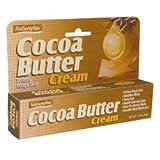 1.5oz Tube Cocoa Butter Cream Softens Rough Skin