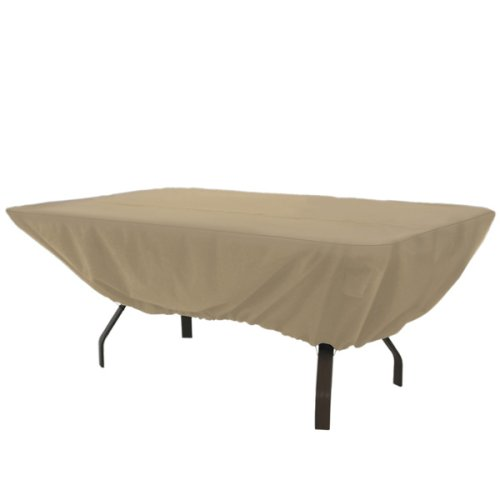 Rectangular Patio Table Cover - Fits Up to 72in.L x 44in.W.