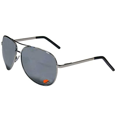 NFL Cleveland Browns Aviator Sunglasses